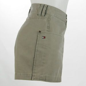 Tommy Hilfiger Shorts - Army Green - Size 4